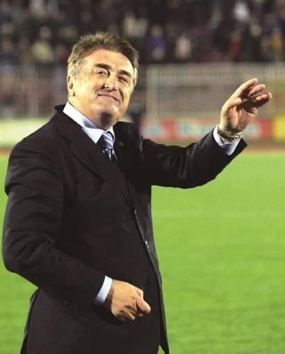 安蒂奇去年仍收到中国球队邀请 教练生涯在中超