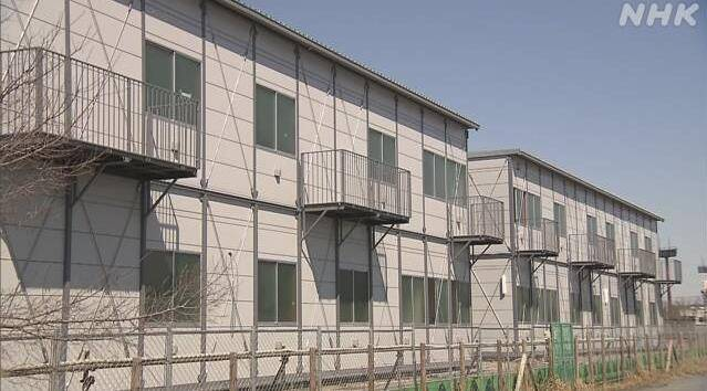东京奥运会警察宿舍被征用 接收新冠肺炎轻症患
