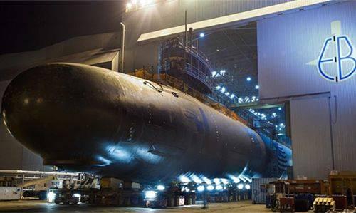 全球最先进核潜艇之一,核反应堆造价27亿美元,