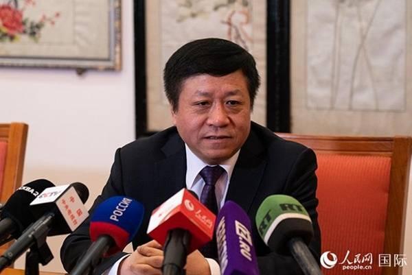 中国驻俄大使:俄政府将大规模驱逐中国公民等言论严重失实