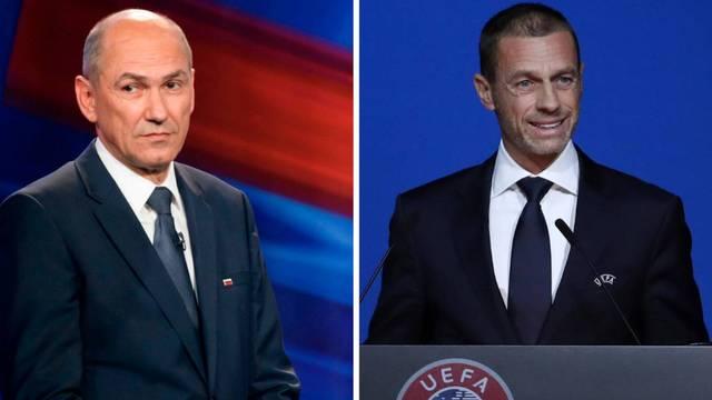 斯洛文尼亚总理怒斥欧足联:欧冠是疫情罪魁祸