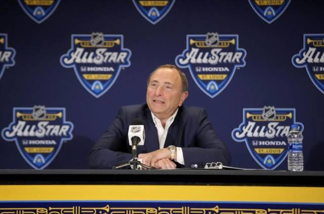 NHL高官承认完成赛季已不可能 所有选择正在减少