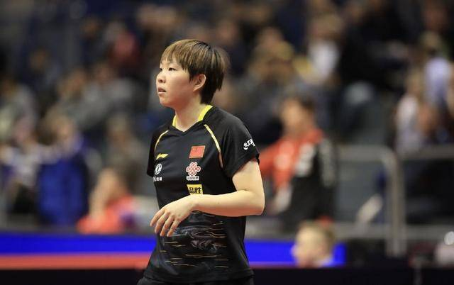 国乒前世界第一迎来转机!奥运延期给了她机会
