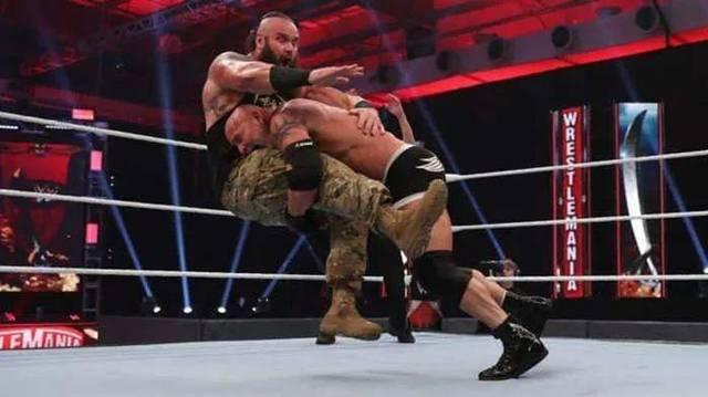 原来WWE不打算让黑羊赢冠军!因为老麦这个想法