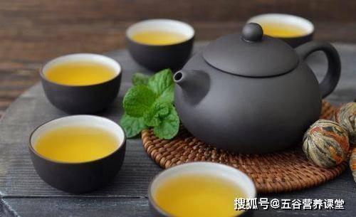 只知道饮茶文化博大精深,熟不知喝茶养生也是大有说法!