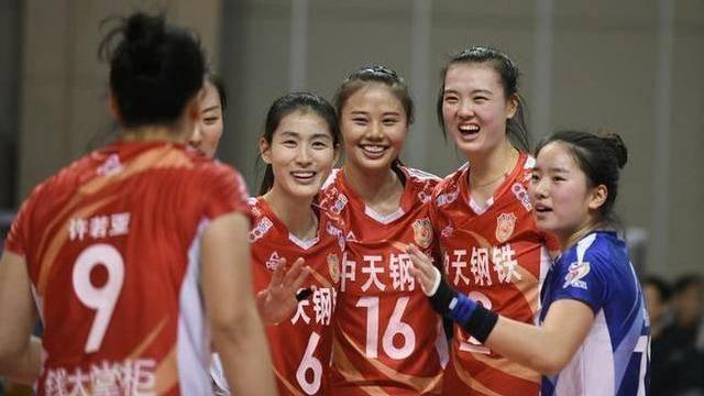 中国女排朱婷之外最全能队员!每年都有新秀冲