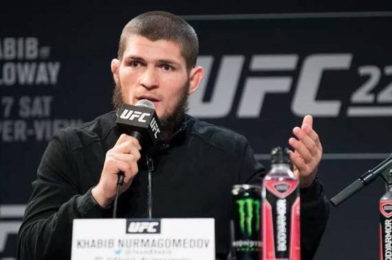 """UFC""""受诅咒对决""""再次取消 卡比布称退出是因无"""