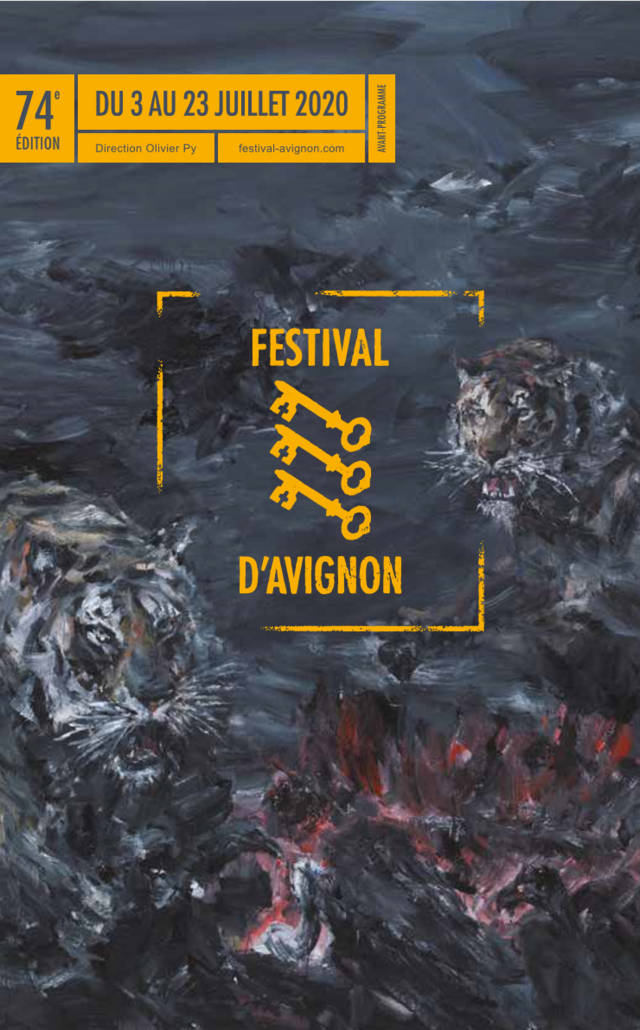 阿维尼翁戏剧节七月如期举办,28部作品将迎世界