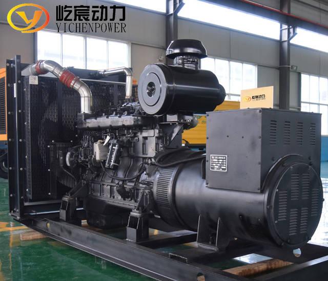 柴油发电机组厂家:使用柴油滤清器,应避免这