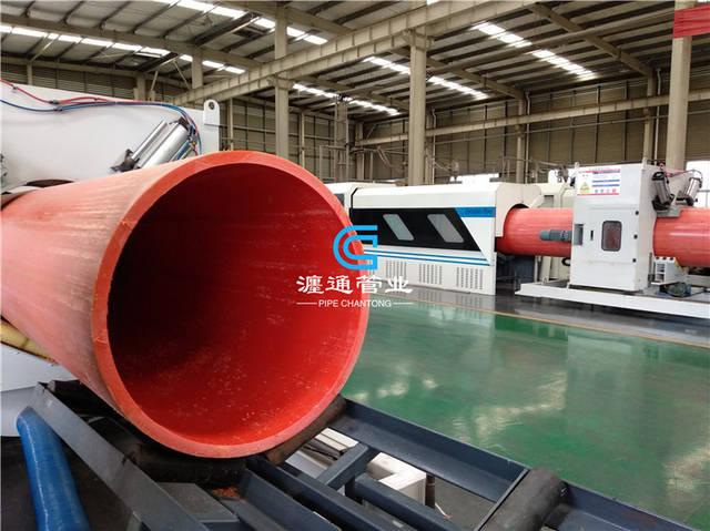 隧道逃生管道外径为800mm超高分子量聚乙烯管材