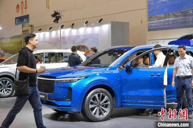 财政部:将出台新能源车购置补贴相关政策调整具