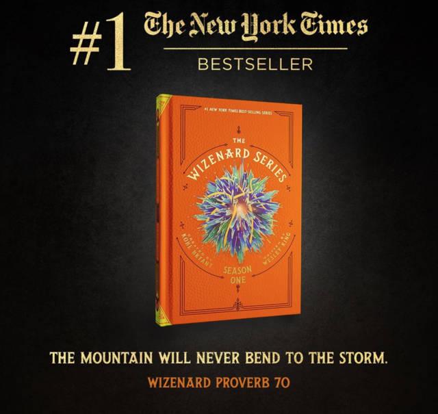 科比新书登畅销书榜首 瓦妮莎:他一定会骄傲的