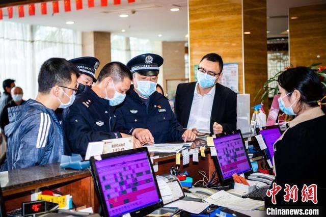 广东警方多措并举精准服务 持续助力企业复工复产