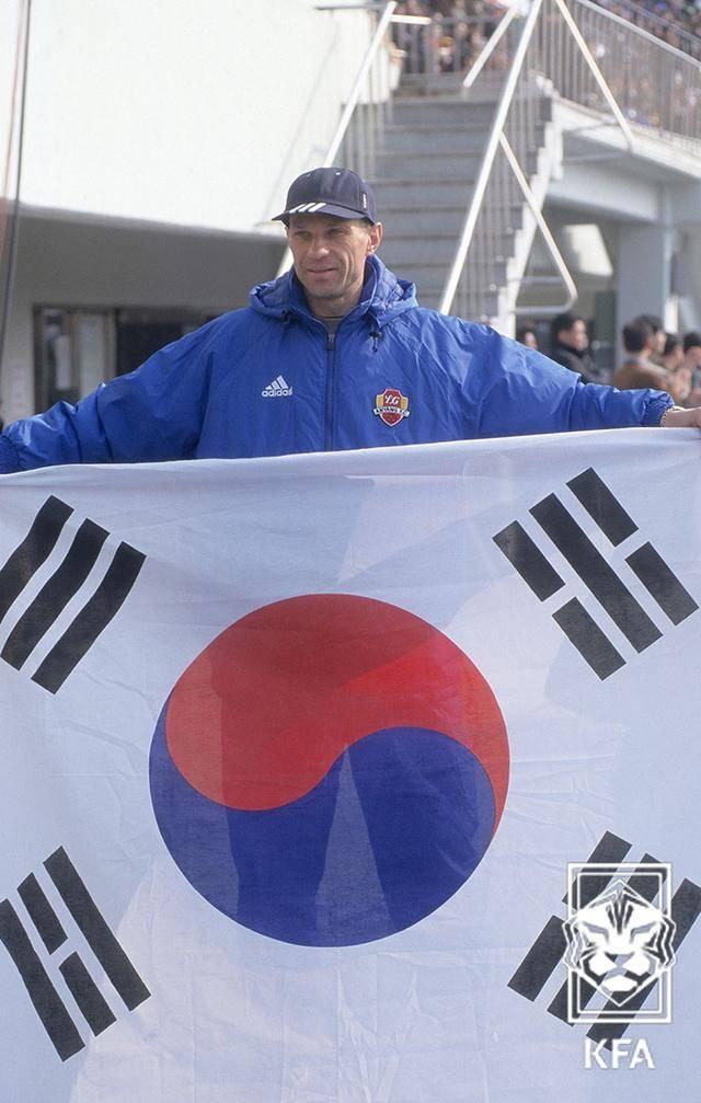 <strong>【连载】时光机中的老照片,那些关于韩国足球</strong>
