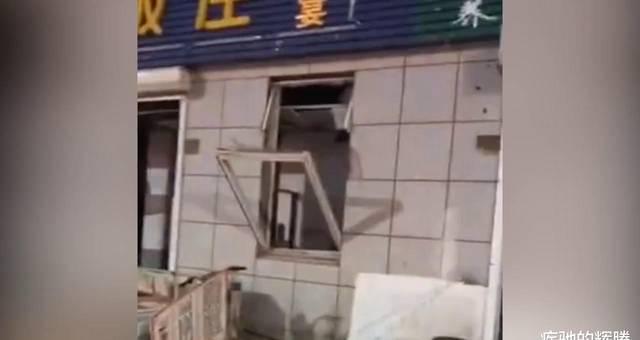 江苏连云港市灌云县侍庄街道发生一起爆炸事故