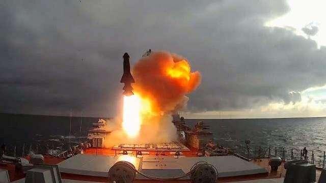 """《国家利益》:俄""""航母杀手""""拥有5000公里一击必杀能力"""
