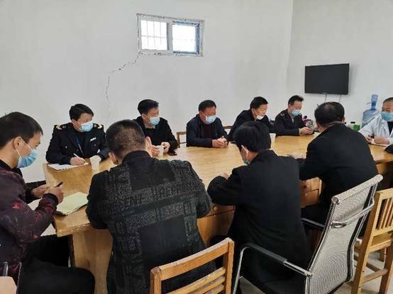 河南省叶县:严查学校食堂及校外供餐单位