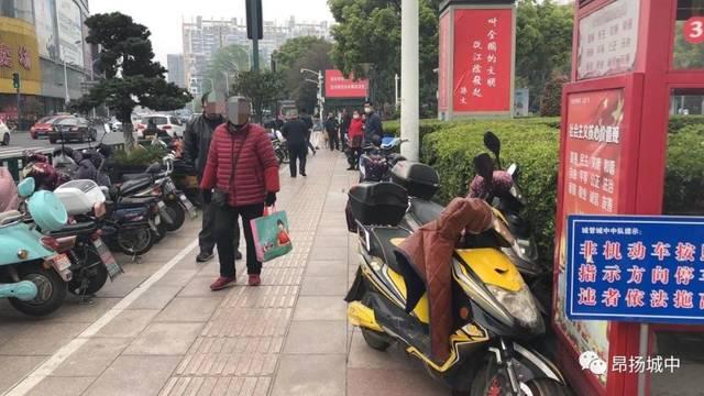 乱停乱放,No ! 江阴城管开展非机动车停车专项整