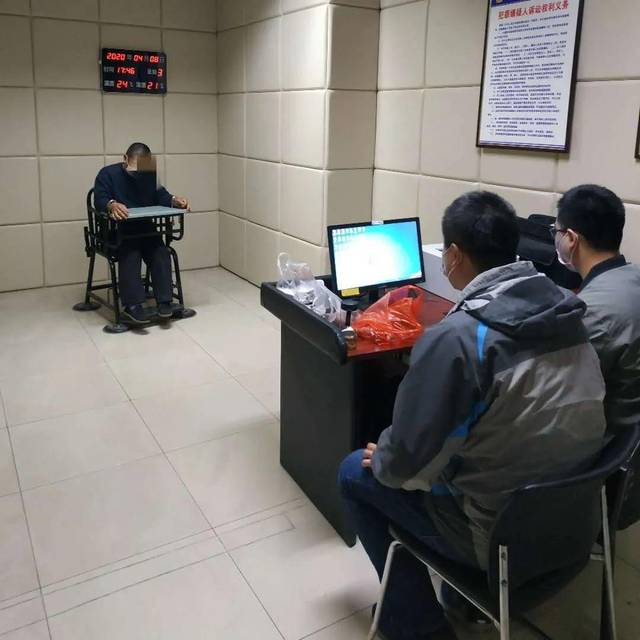 辛集市公安局成功抓获1名潜逃20年外省命案逃犯