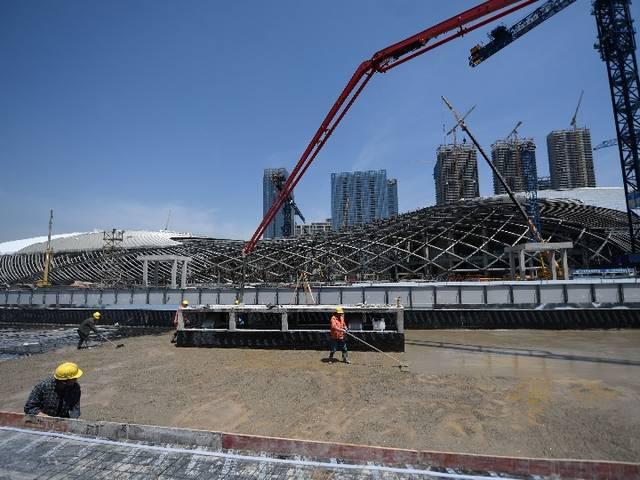 杭州亚运会42个场馆及设施力争2020年完工