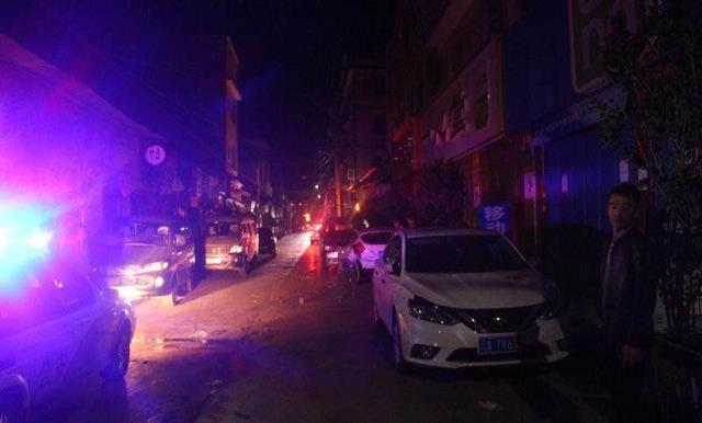 连撞4车后逃逸,祥云警方9小时破案;南涧消防捕