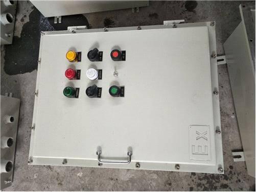 防爆配电箱有哪些特点