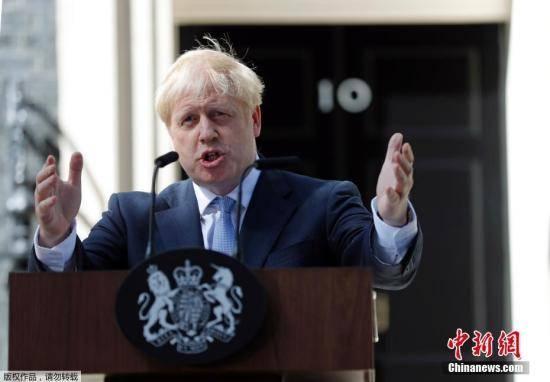 英首相府发言人:约翰逊出院日期未定曾向医护