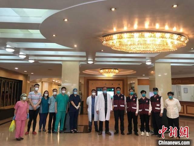 中国医疗专家:菲律宾华人崇基/光坦医院医疗水