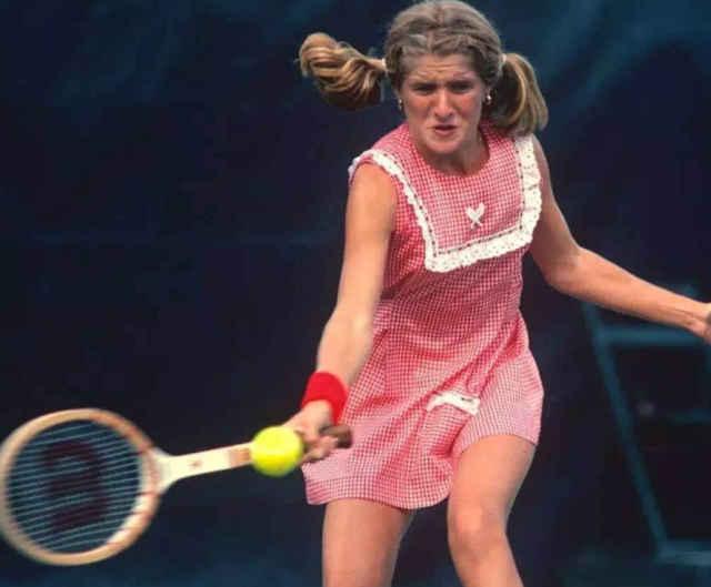 16岁夺得大满贯单打冠军,今年距奥斯汀登顶女单