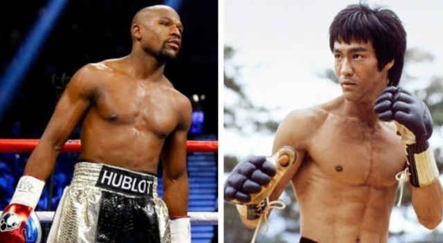 拳王梅威瑟与李小龙谁更强?一项超级计划将上