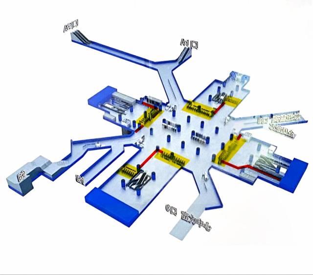 珠江新城地铁站要改造成啥样?看图就懂+开工首