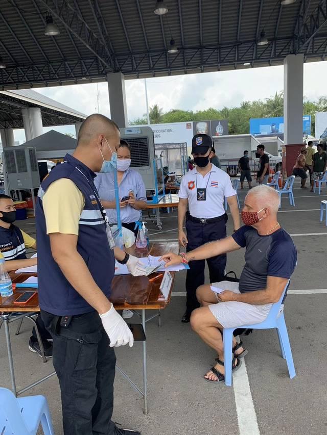 泰国新增50例新冠肺炎确诊病例,累计2473例
