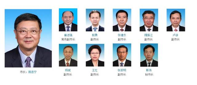 崔述强任北京市常务副市长