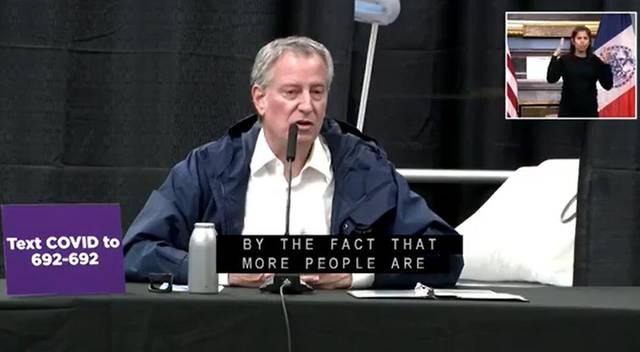 纽约无人岛埋尸,市长回应更让人震撼