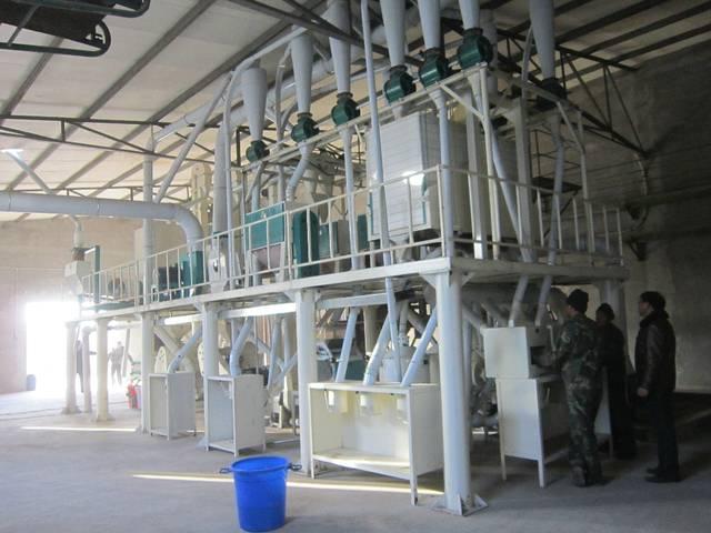 小型玉米加工机械设备中筛选设备有哪些筛选设