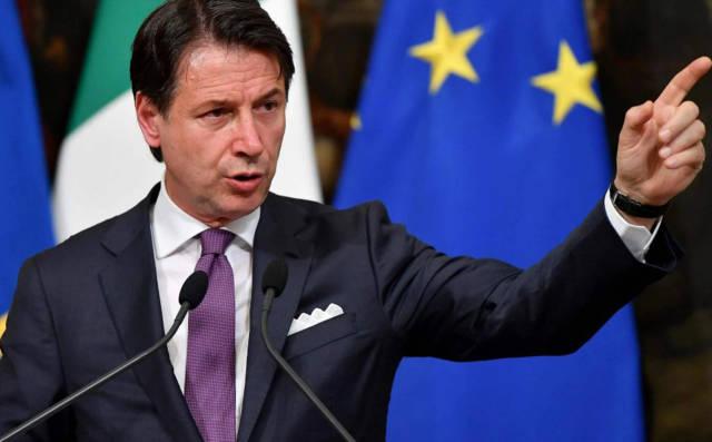 意大利总理表示,欧盟的经济配套仍然不足