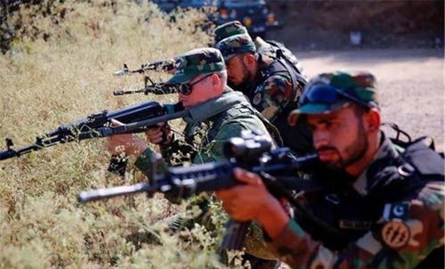 """印军遭遇不明特种兵袭击,怀疑""""巴铁""""所为,莫迪呼吁两国停火"""