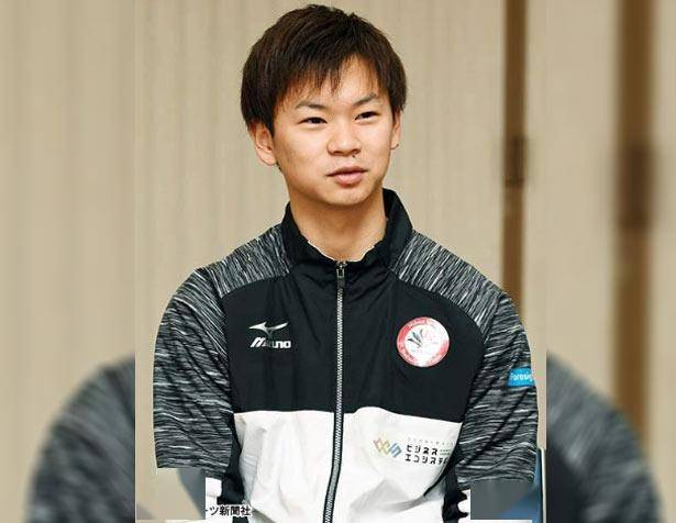 <strong>渡边勇大:奥运延期一年 我有机会变得更强</strong>