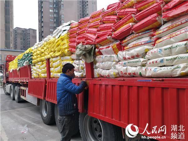 湖北粮食库存可供消费一年以上 435家粮油企业承
