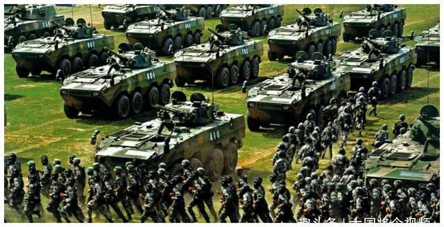 若中国进入一级战备,将发动多大力量?德国: