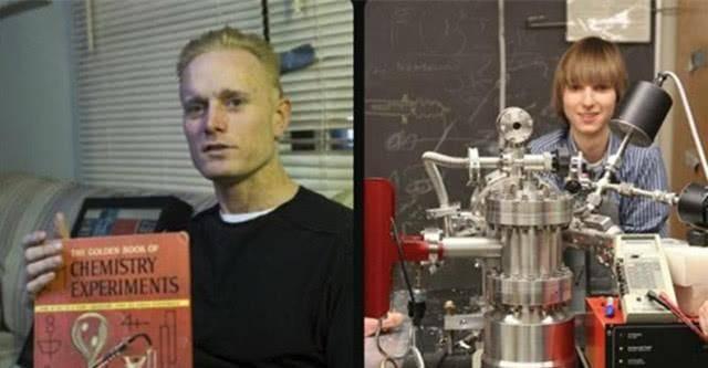美国17岁天才少年,独自制造出核反应堆,然而结局令人惋惜