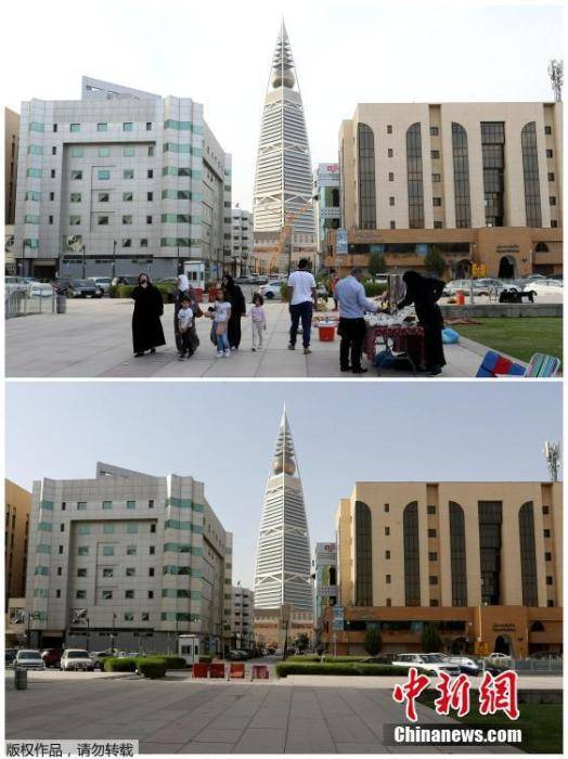 外媒:沙特在全国范围内延长宵禁 直至另行通知
