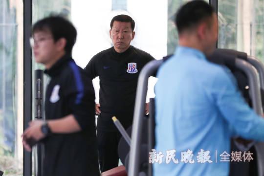 申花集结后将展开春季大练兵 中方教练组协助崔