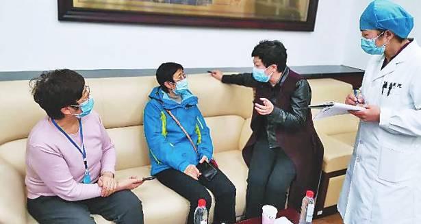 中国疾控中心专家组到达绥芬河连夜工作