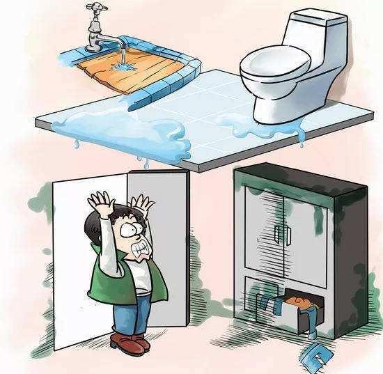 成都卫生间渗水的3个处理方法你都清楚了吗?