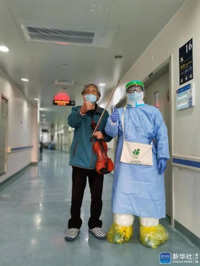 """""""不放弃每一个生命""""——湖北成功治愈3600余名80岁以上新冠肺炎患者"""