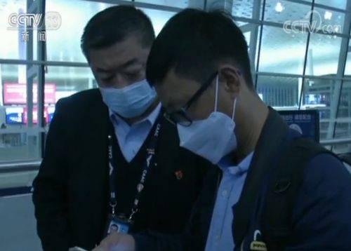 【一线抗疫群英谱】戴宗东:坚守航站楼是我的