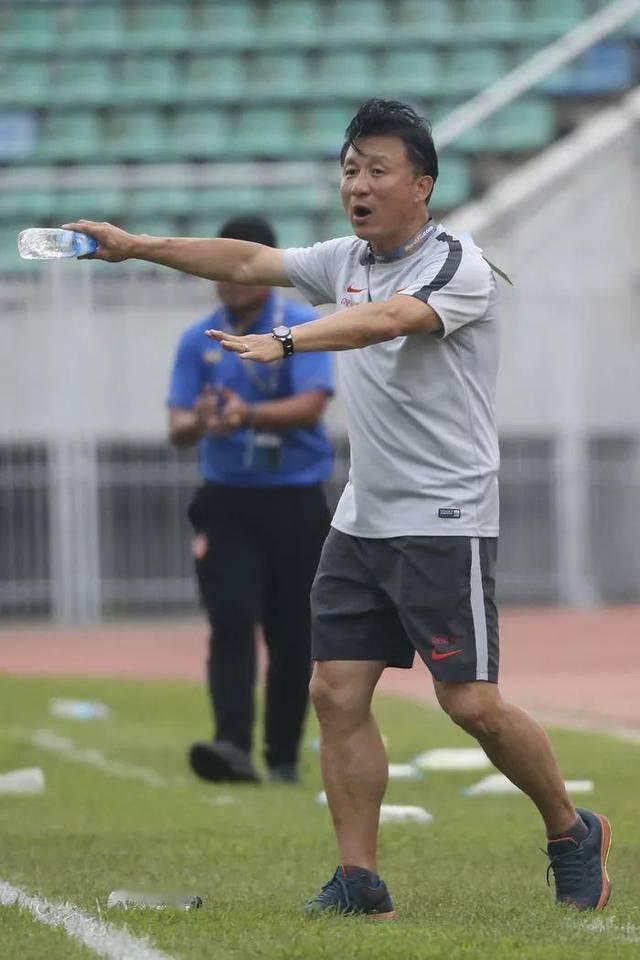 国青和中超U23踢中乙?真的可以有!鲁能名宿纷