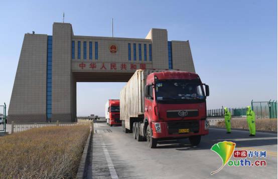 新疆边检总站加强口岸管控 严防境外疫情输入