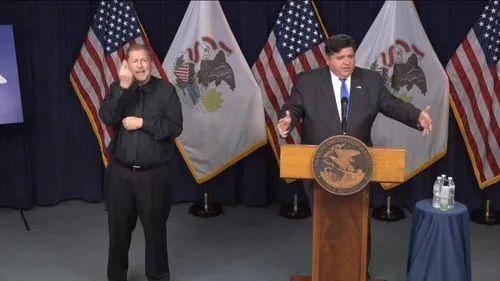 伊州长加快失业保险进展,已累计支付$2亿